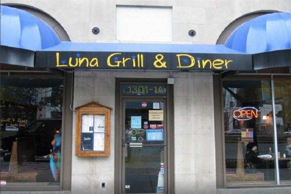 Luna Grill and Diner (Photo via Luna Grill and Diner)