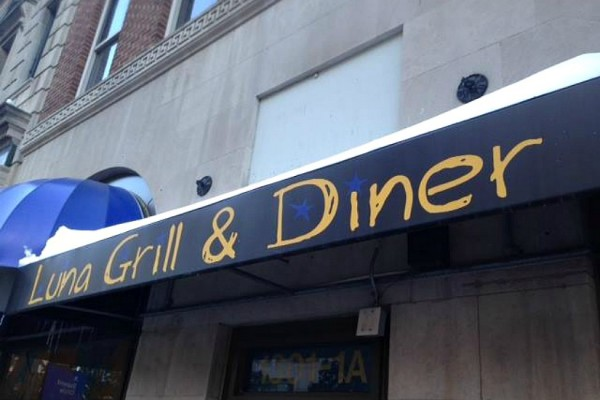 Luna Grill (via Facebook:Luna Grill and Diner DC)