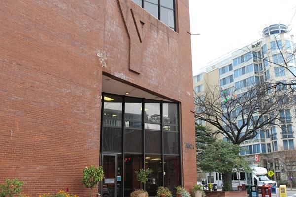 YMCA in Dupont Circle