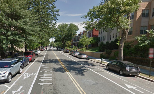stabbing 11th street nw