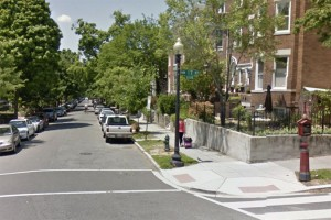 1700 block of Kilbourne Place NW (Photo via Google Maps)