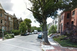 2100 block of O Street NW (Photo via Google Maps)