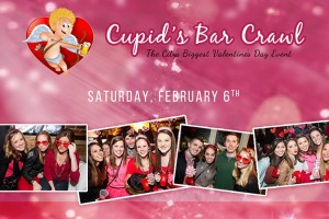 Cupid bar crawl