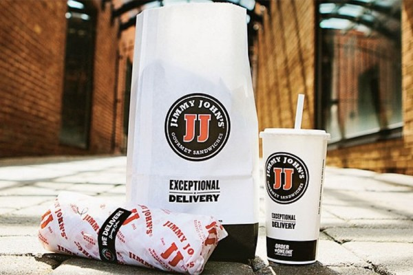 Jimmy John's (Photo via Instagram/Jimmy John's)