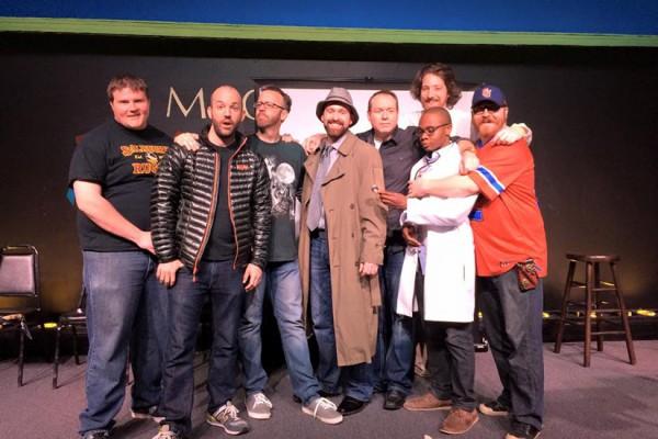 Last Laugh at DC Improv