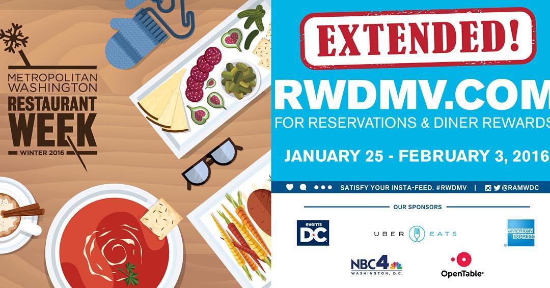 DC Winter Restaurant Week Borderstan - Open table restaurant week dc