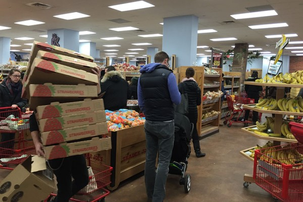 Trader Joe's on Jan. 21, 2016