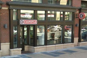 Chipotle Mexican Grill at 3113 14th Street NW (Photo via Google Maps)