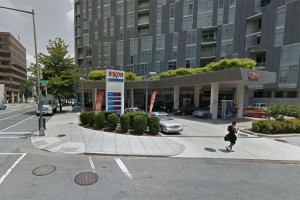 Exxon at 2150 M St NW (Photo via Google Maps)