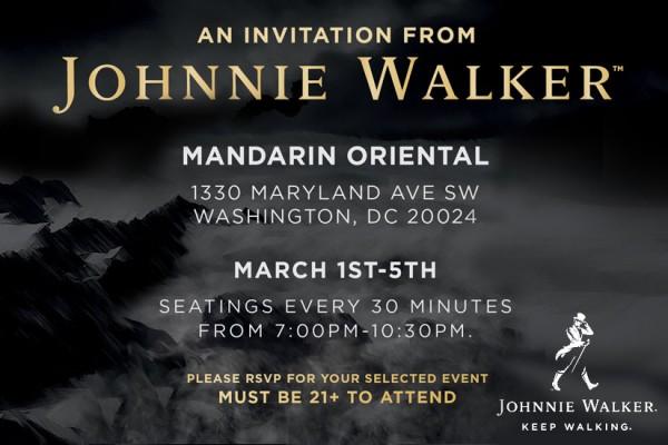 Johnnie Walker Mandarin