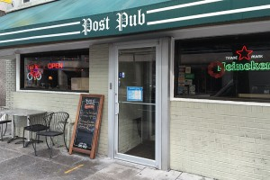 Post Pub reopened Feb 9