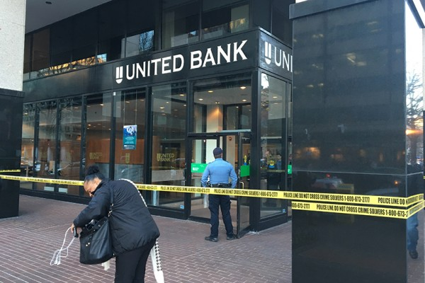 United Bank downtown