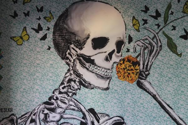 Espita Mezcaleria mural