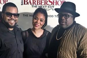 Ice Cube, Regina Hall, Cedric