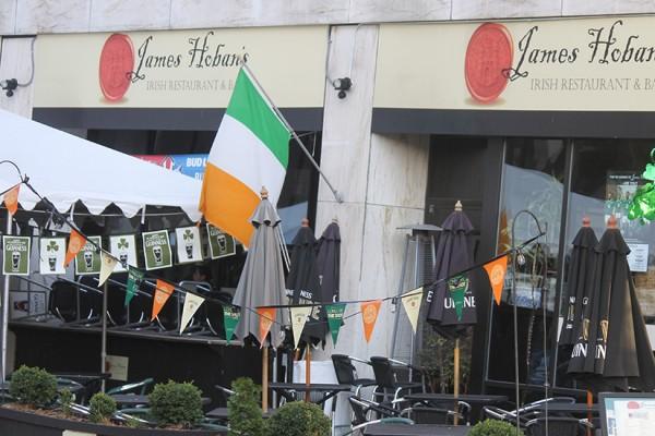 James Hobans St Patricks Day