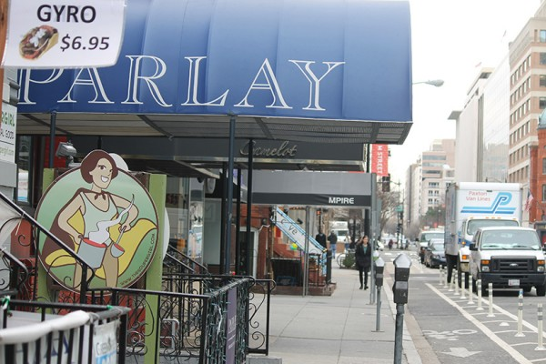 Parlay and stores