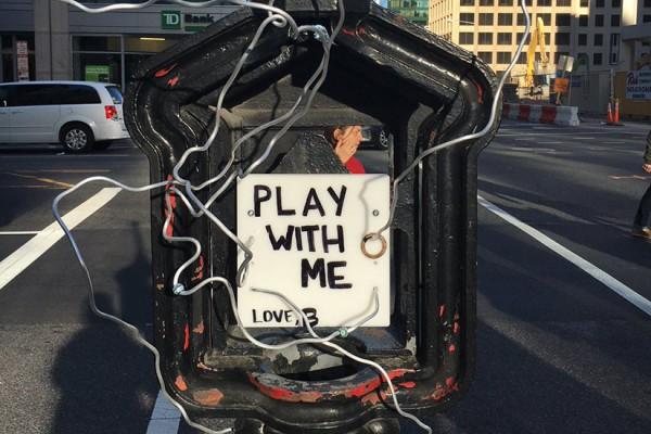 Play With Me, photo via Craig Plazure