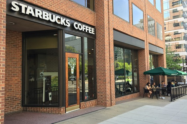 801 18th St NW Starbucks