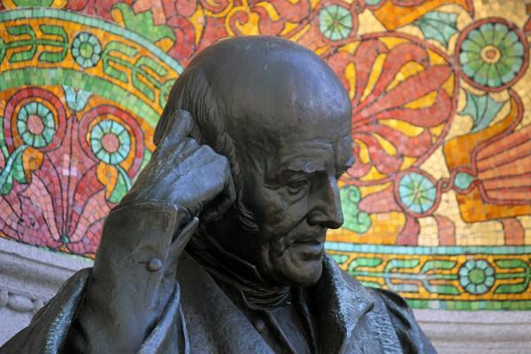 BRIEF Scott Circle Statue