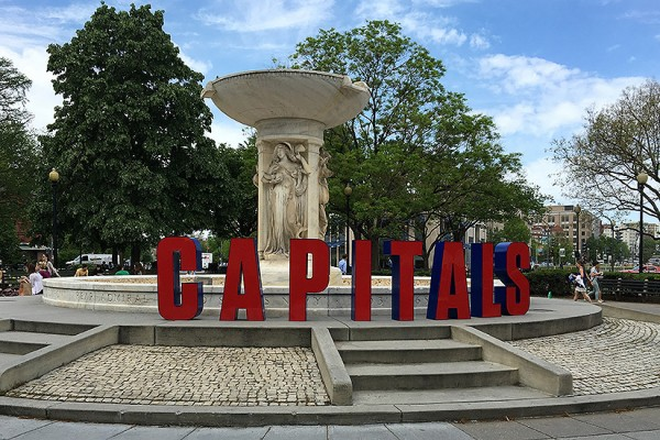 Capitals in Dupont BRIEF