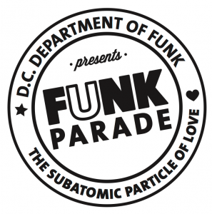 Funk Parade logo, photo via Facebook : Funk Parade