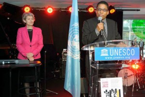 Herbie Hancock coming to Dupont Circle, photo via UNESCO