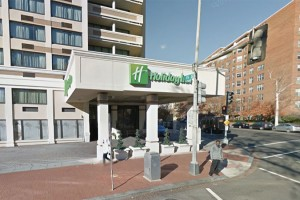 Holiday Inn at 1501 Rhode Island Ave. NW (Photo via Google Maps)