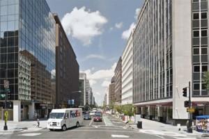 1700 block of L Street NW (Photo via Google Maps)
