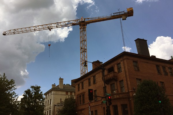 Crane in Dupont BRIEF