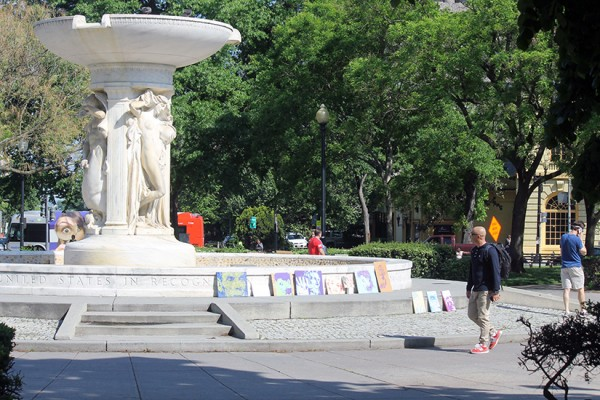 Dupont Circle art BRIEF