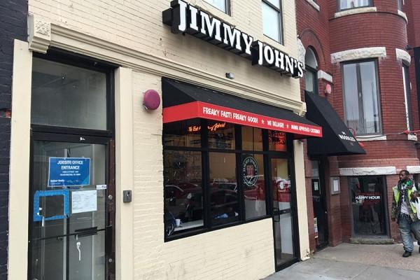 Jimmy Johns U Street