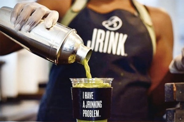 Jrink Juicery (Photo via Instagram/Jrink Juicery)