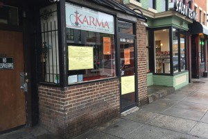 Karma Lounge and Bar at 1936 9th St. NW