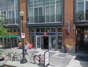 Logan Circle Lululemon, photo via Google Street View