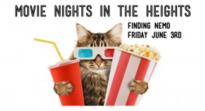 Movie Nights in the Heights (Image via Facebook/Columbia Heights Initiative)