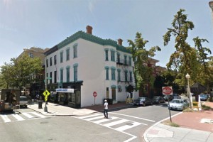 1400 block of Corcoran Street NW (Photo via Google Maps)