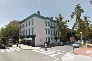 1400 block of Corcoran Street NW (Photo via Google Maps)
