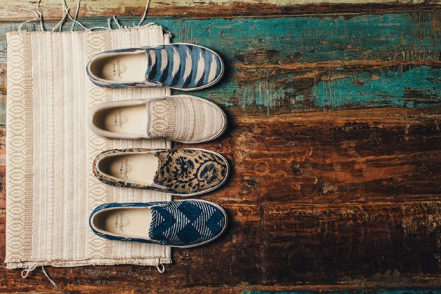 BucketFeet shoes (Photo via Facebook/BucketFeet)