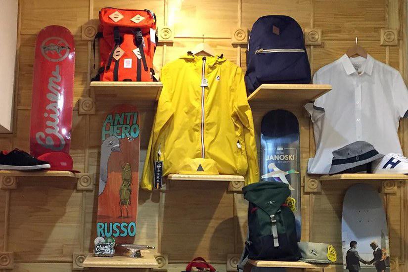 Skate shop and menswear retailer opens on u street for Bureau skate shop