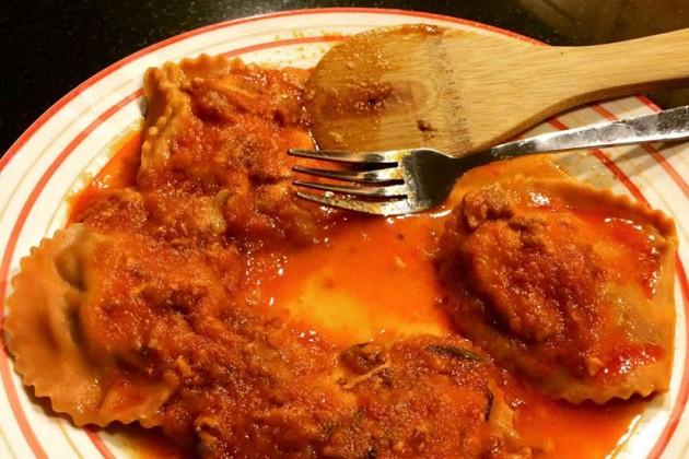 Cucina Al Volo pasta dish (Photo via Facebook/Cucina Al Volo)