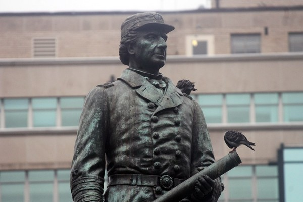 Farragut Statue BRIEF 1