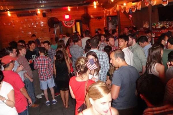 Jack Rose Fourth of July party (Photo courtesy of Jack Rose)