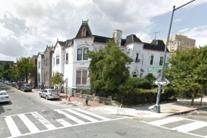 1300 block of Wallach Place NW (Photo via Google Maps)