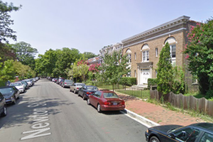 1800 Newton St. NW, photo via Street View
