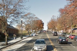 2500 block of Georgia Avenue NW (Photo via Google Maps)
