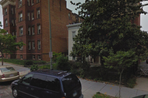 900 N St NW, photo via Google Street View