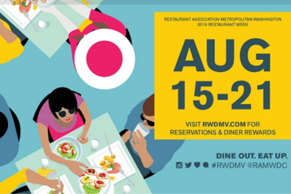 Summer Restaurant Week (Photo via Facebook/Restaurant Association Metropolitan Washington)