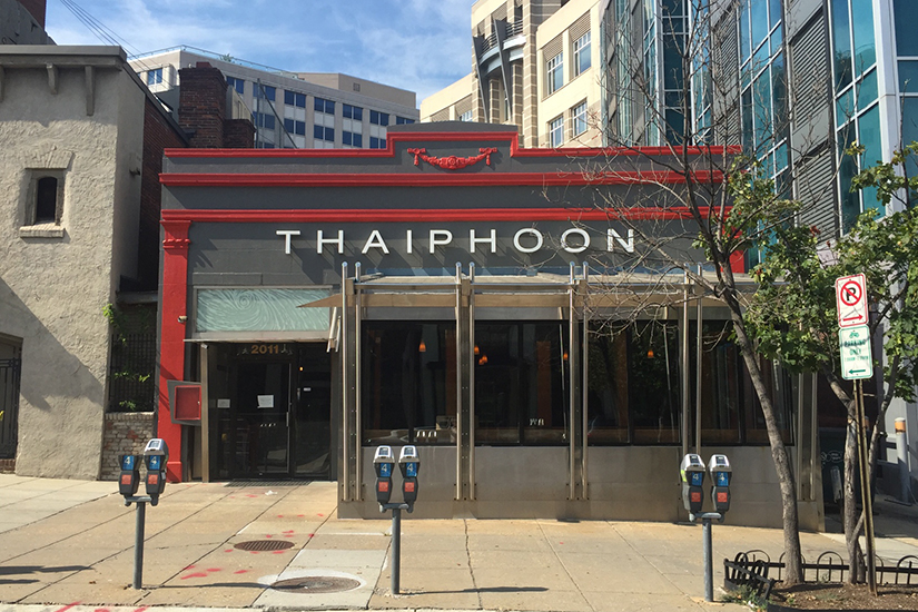Dupont's Thaiphoon to Reopen Soon With 'New and Fresh ...