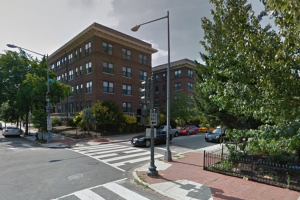 900 M Street NW, photo via Google Street View