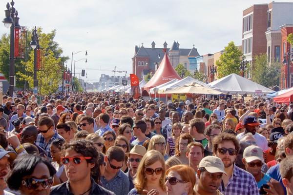 H Street Festival (Photo via Flickr/Ted Eytan)